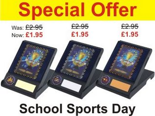 Great Deal on Sports Day Trophies