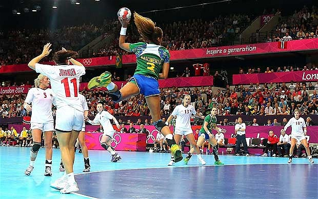 Get A Handle On Handball !!