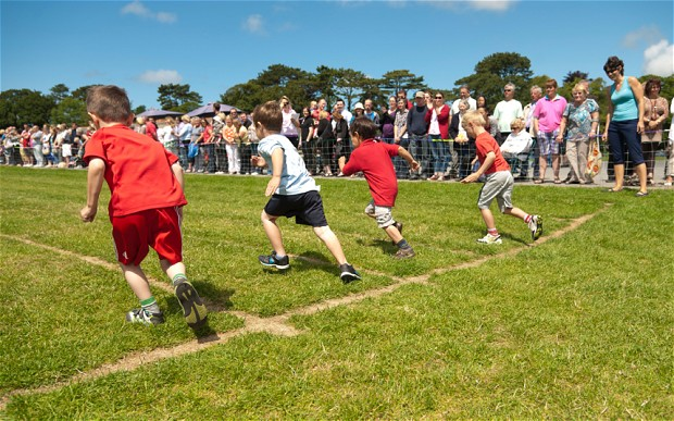 Are School Sports Days on the Decline?