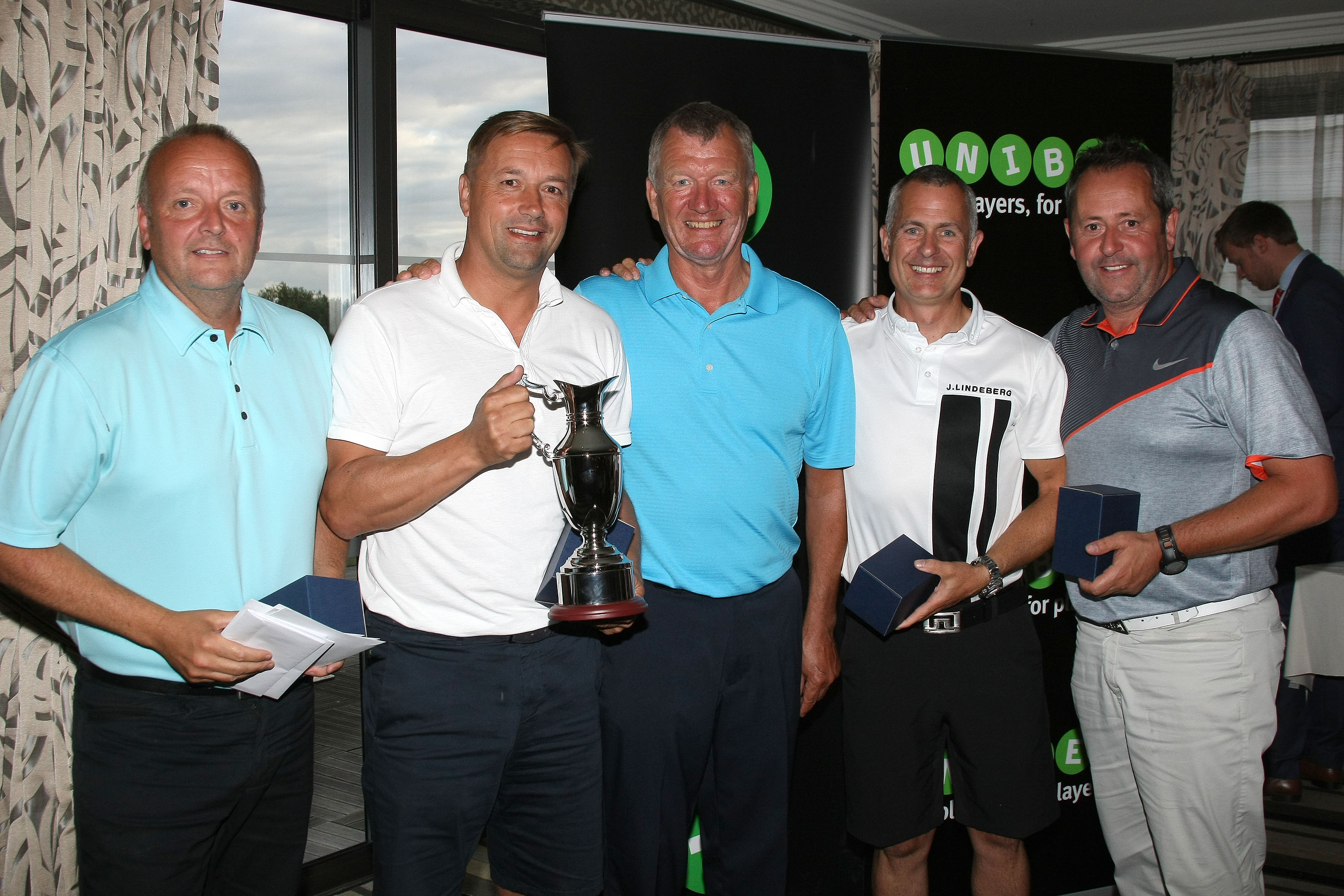 Nottingham Forest Corporate Golf day 2015