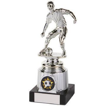 Men's Silver Footballer Award