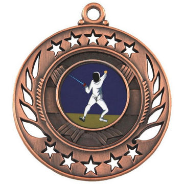 60mm High Definition Medal for Pool and Snooker