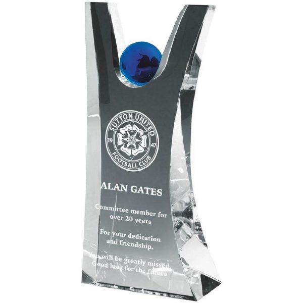 Crystal Football Celebration Award