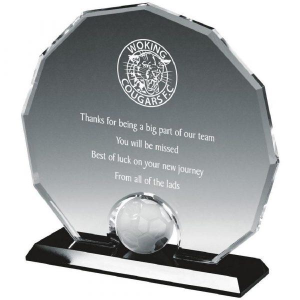 Crystal Circle Football Award