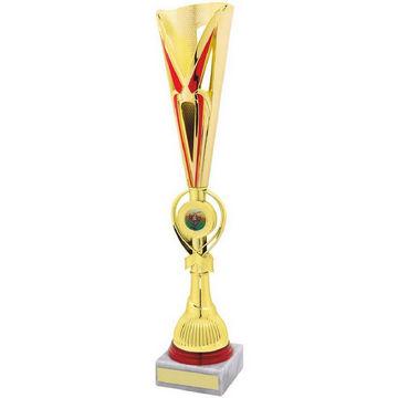 Red/Gold Sculpture Award