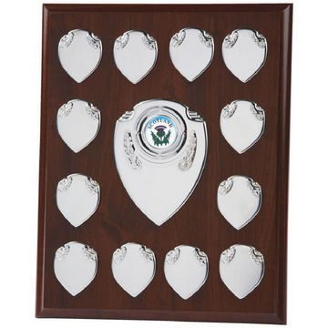 Rectangular Presentation Shield