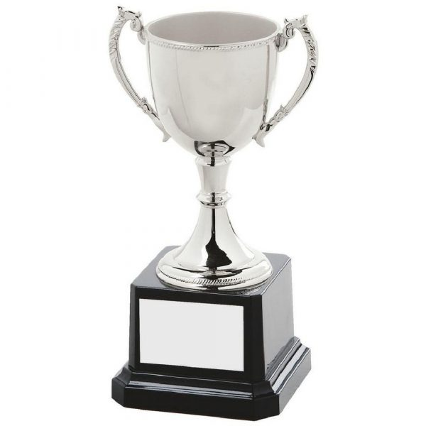 Nickel Plated Classic Trophy Cup