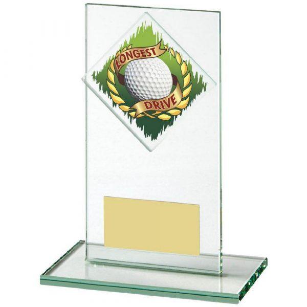 Jade Glass Longest Drive Golf Award