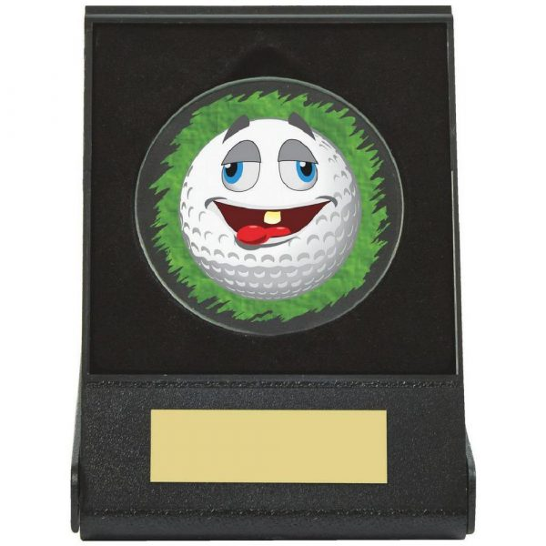 Black Case Golf Collectable - Chilled