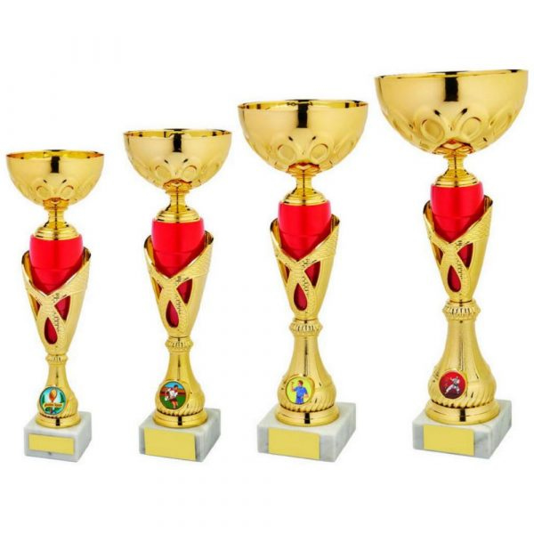 Gold/Red Bowl Award