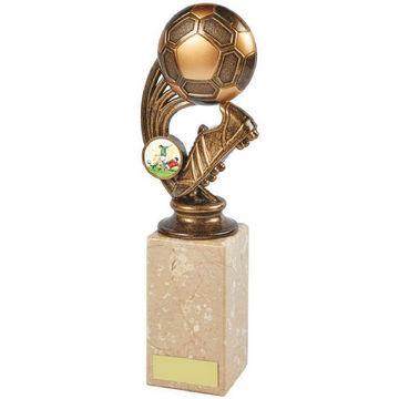 Football Boot/Ball Trophy