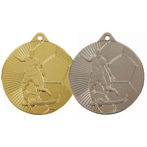45mm  Football Medals