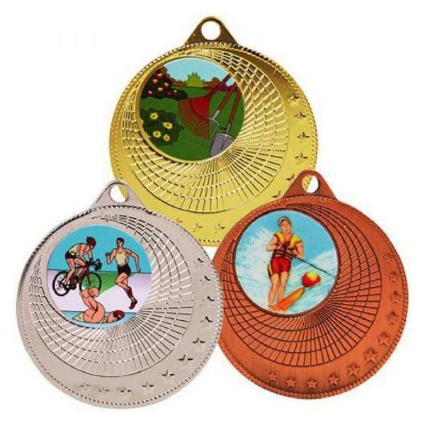 50mm Circles Sports Medal