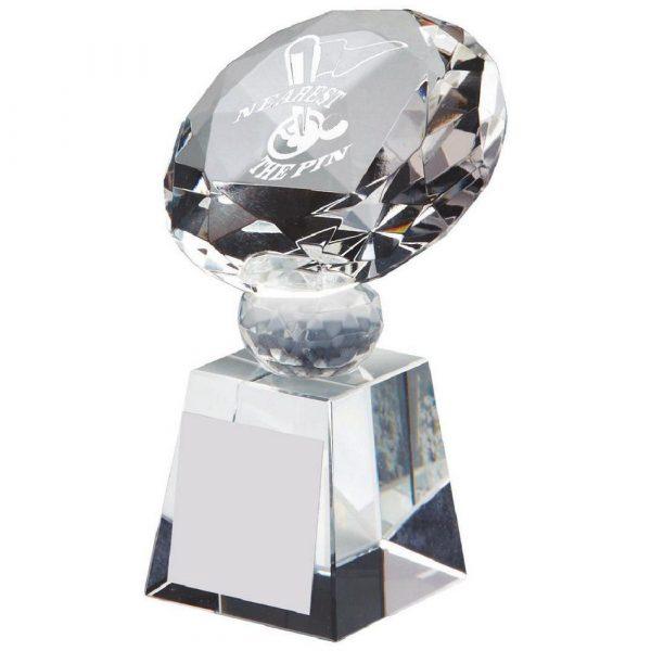 Crystal Diamond - Longest Drive