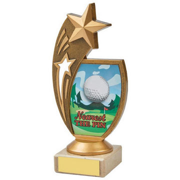 Colour Nearest the Pin Star Holder Award