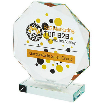 Crystal Octagon Award for Colour Printing