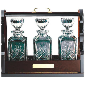 Tantalus with Three Decanters