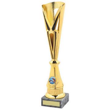 Gold Black Sculpture Award