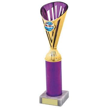 Purple Trophy Award