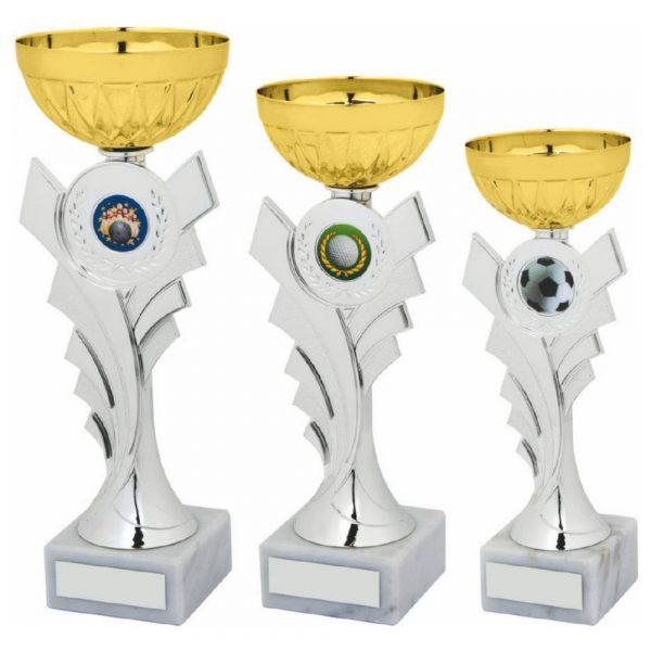 Silver/Gold Bowl Award