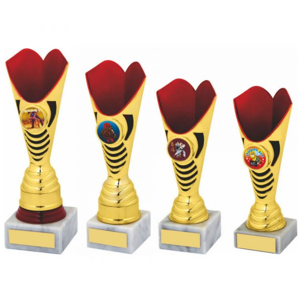 Red/Gold Award