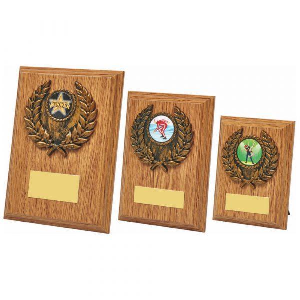 Lightwood Plaque Award